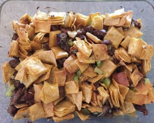 Gluten-Free Mexican Stuffing