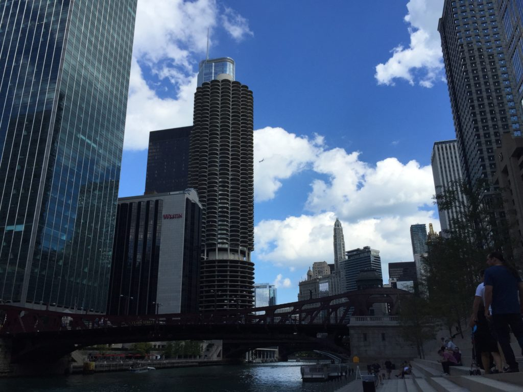 Chicago River Walk
