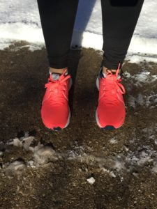 Healthy Latina Winter Running 2